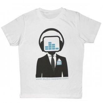 T-shirt Audio-Apparel - Avatar - White