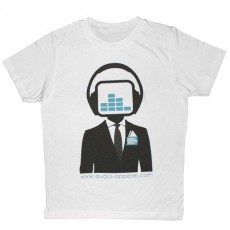 Audio-Apparel - Avatar - White