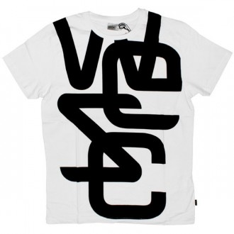 WESC T-shirt - Overlay Biggest - White