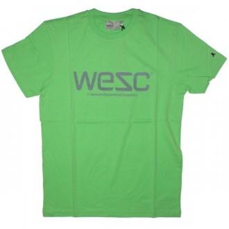 WESC T-shirt - Wesc - Summer Green