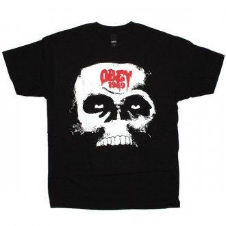 OBEY T-shirt - Arise skull - Black