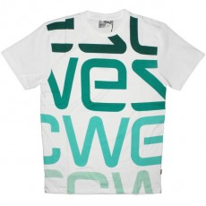 WESC T-Shirt - Wesc Logo Biggest - White