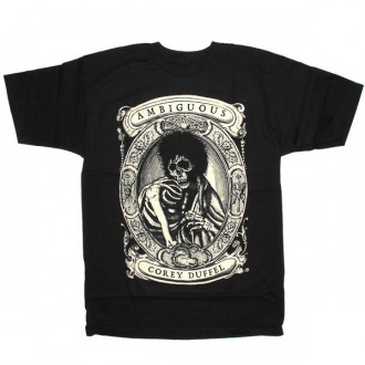 Ambiguous T-shirt - Morto - Black
