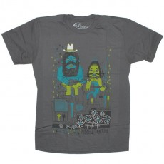 Ambiguous T-shirt - Duo - Charcoal