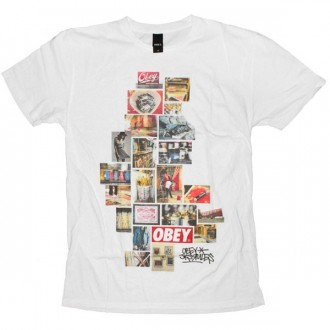 OBEY T-shirt - JRS rules 03