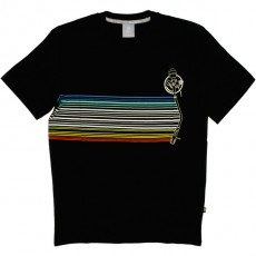 T-shirt King Apparel - Defy Tee - Black