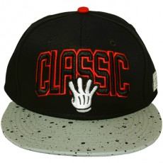 Casquette Snapback Cayler & Sons - Classic - Black/Grey/Red