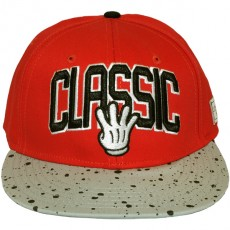 Casquette Snapback Cayler & Sons - Classic - Red/Grey/Black