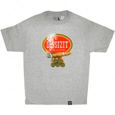 T-shirt Dissizit - Blunted - Heather grey