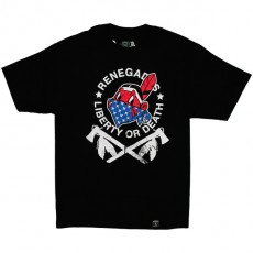 T-shirt Dissizit - Scalpem All - Black