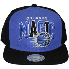 Casquette Snapback Mitchell & Ness - NBA Pinwheel - Orlando Magic