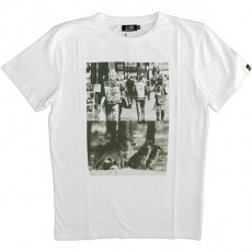 T-shirt Olow - Meute - Blanc