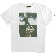 T-shirt Olow - Fastball - Blanc