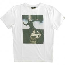T-shirt Olow - Fastball - Blanc