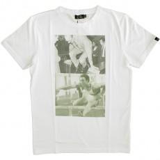 T-shirt Olow - Jump - Blanc