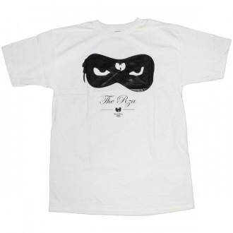The Wu-Tang Brand T-Shirt - RZA Mask Tee - White