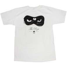 The Wu-Tang Brand T-Shirt - RZA Mask Tee - White