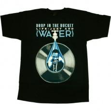 T-shirt Obey - Awareness - Drop In The Bucket - Navy
