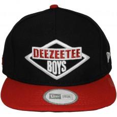 Casquette Snapback Dissizit x New Era - Deezeetee Boys - Black / Red