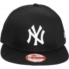 Casquette Snapback New Era - 9Fifty MLB Basic New York Yankees - Navy