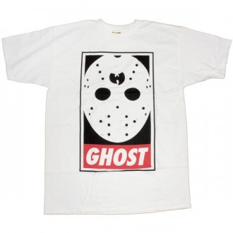 The Wu-Tang Brand T-Shirt - Ghost Tee - White