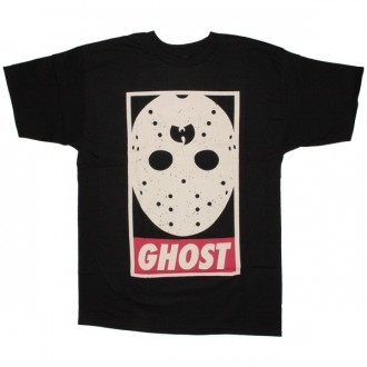 The Wu-Tang Brand T-Shirt - Ghost Tee - Black