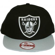 Casquette Snapback New Era - 9Fifty NFL Super Snap - Oakland Raiders