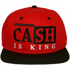 Casquette Snapback Rocksmith - Cash - Red