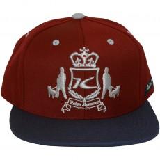 Casquette Snapback King Apparel x Starter - Dappa - Cardinal