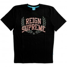 T-shirt King Apparel - Reign Supreme - Black