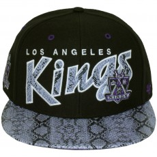Casquette Snapback 47 Brand - King Cobra - Los Angeles Kings - Black