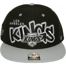 Casquette Snapback 47 Brand - Daze - Los Angeles Kings - Black