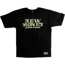 T-shirt Rocksmith - New Money - Black