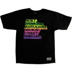 T-shirt Rocksmith - Street Dweler - Black