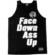 T-shirt Rocksmith Tank - Face Down - Black
