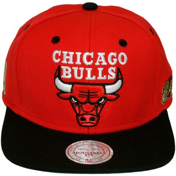 Snapback mitchell ness pas cher - Casquette chicago bulls pas cher ...
