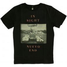T-shirt Insight - Nuevo End Tee - Black Out Blue