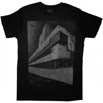OBEY Everday Crew Neck T-shirt - Jealous Cowards - Black