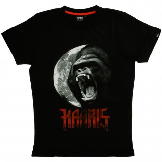 Shirt Tee Space Monkeys Kaaris Black Collab T MSUpqVz