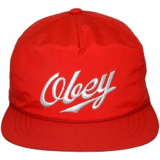 Casquette Snapback Obey - Drank Snapback - Red