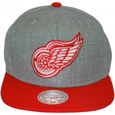 Casquette Snapback Mitchell & Ness - NHL Team Pop - Detroit Red Wings