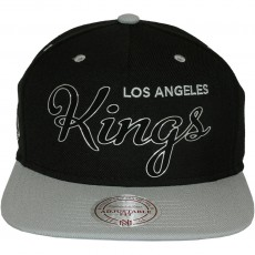 Casquette Snapback Mitchell & Ness - NHL Sonic - Los Angeles Kings