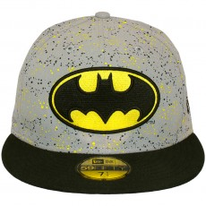 Casquette Snapback New Era x DC Comics - 59Fifty Speckle Hero - Batman