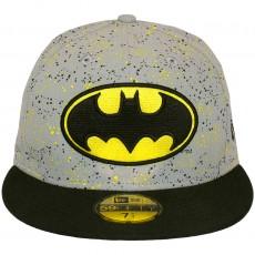 Casquette Snapback New Era x DC Comics - 59Fifty Speckle Hero - Batman
