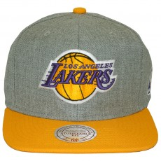Casquette Snapback Mitchell & Ness - NBA Team Pop - Los Angeles Lakers