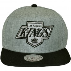 Casquette Snapback Mitchell & Ness - NHL Team Pop - Los Angeles Kings