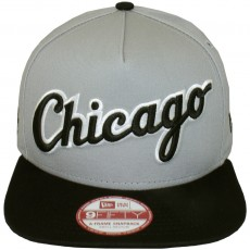 Casquette Snapback New Era - 9Fifty MLB Turnover 2 - Chicago White Sox