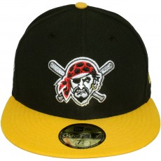 Casquette Fitted New Era - 59Fifty MLB Baycik Alt - Pittsburgh Pirates