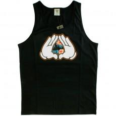 T-shirt Cayler And Sons - Brooklyn Tank Top - DeepNavy/White/MC