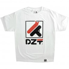 T-shirt Dissizit - Dila - White